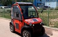 У Казахстані представили найдешевший у світі електрокар