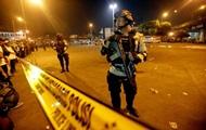 В столице Индонезии взорвали полицейских