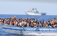 Понад 30 біженців потонули у Середземному морі, більшість з них - діти