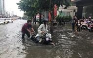 Столицю Таїланду затопило після злив