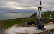 In New Zealand first launched a rocket into space