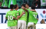 Вольфсбург выиграл первый матч за право остаться в Бундеслиге