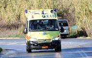 ДТП со школьным автобусом в Греции: 14 пострадавших