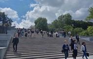 В Одессе Порошенко открыл Стамбульский парк