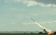 Порошенко поучаствовал в испытаниях новой высокоточной ракеты