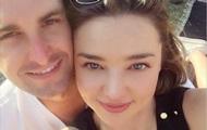 Миранда Керр и создатель Snapchat поженились - СМИ