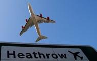 British Airways частково відновила польоти