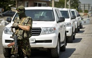 Украина требует допустить миссию ОБСЕ в Дебальцево