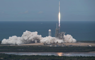 SpaceX put into orbit the ship with cargo for the ISS