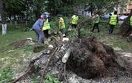 Ураган в России: есть погибшие