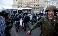 В РФ задержали более 700 участников протеста