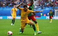 Кубок Конфедерации: Австралия избежала поражения от Камеруна