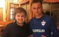 Голкипер Шахтера стал игроком Карабаха