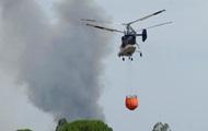 В Іспанії евакуйовані тисячі людей через пожежу
