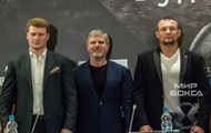 Поветкин – Руденко: на кону боя будут два чемпионских пояса