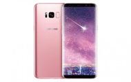 Samsung выпустила розовый Galaxy S8 Plus