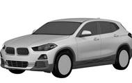 Опубліковані перші зображення авто BMW X2