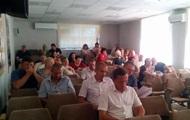 СМИ: В Николаеве подрались депутаты, у одного перелом