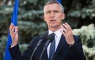 Україна повинна йти в НАТО – Столтенберг