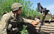 В зоне АТО стало меньше обстрелов, ранен один боец – штаб