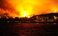 Пожары в Хорватии: Украина направила спасателей