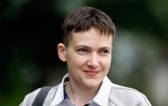Савченко створила партію імені себе