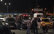 Расстрел мужчины из автомата в Киеве: Появилось фото и видео с места убийства россиянина