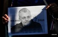 На Северном кладбище в Минске почтили память погибшего Павла Шеремета