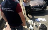 У Києві податківця затримали на хабарі у 260 тисяч