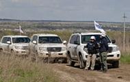 ОБСЄ не пропускають до Ясинуватої