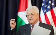 Палестина припиняє контакти з Ізраїлем