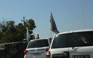 Сепаратисти не пускають патрулі ОБСЄ в Новоазовськ