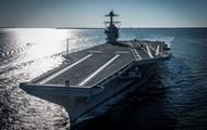 ВМС США получили гигантский авианосец стоимостью $13 млрд