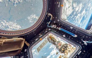 On Google Street View there panoramas of the ISS