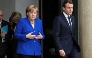Меркель и Макрон подвели итоги беседы