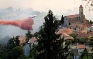 У Франції через пожежі евакуюють тисячі людей