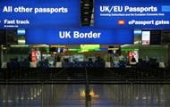 Британия ограничит въезд из ЕС в 2019 году