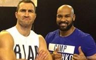 Вашингтон: Я многому научился в лагере Кличко, наблюдая за его работой