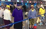 Группа бабушек на рейсе в Будапешт удивила соцсети