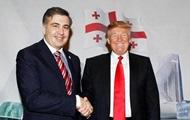 Саакашвілі залякує Порошенка фото з елітою США