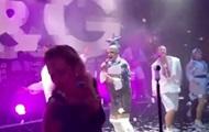 Данилко выступил на вечеринке с Дольче и Габбана