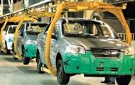 В Україні впало виробництво автомобілів