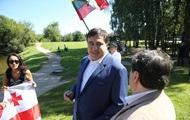 Саакашвілі відмовився від литовського громадянства