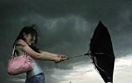 Штормовое предупреждение: Украину накроют шквалы