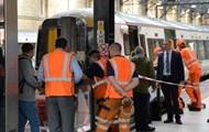 В Лондоне произошли две аварии с поездами, есть раненые