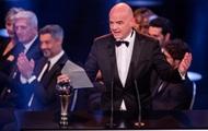 ФИФА назвала претендентов на звание лучшего игрока года