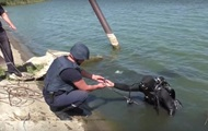 На Луганщині в озері знайшли арсенал боєприпасів