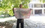 У Криму випустили зі СІЗО 76-річного активіста