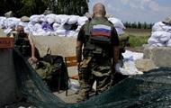 На Донбасі затриманий сепаратист, що обстрілював Мар'їнку