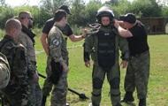 На Львовщине прошли учения полиции и ФБР